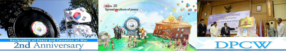 HWPL Chairman Man Hee Lee, 26th Peace Tour